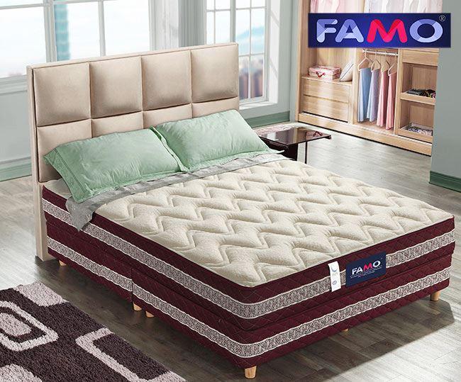 床墊 獨立筒 乳膠